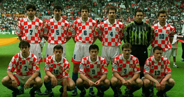 The retro Euro teams we loved: Croatia, 1996
