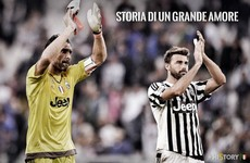 Gianluigi Buffon signs new Juve deal that will see him play on past his 40th birthday