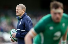 Huge 12 months ahead for Schmidt's Ireland with RWC pool draw set for 2017