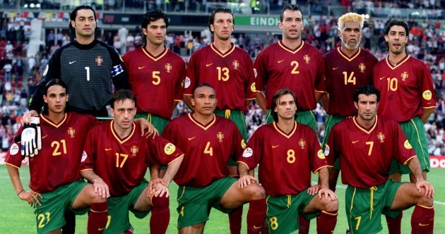 The retro Euro teams we loved: Portugal, 2000