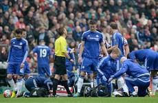 Chelsea pay to cut ties with Adidas six years early