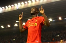 Benteke strikes at the death to salvage a point for Liverpool after Begovic howler