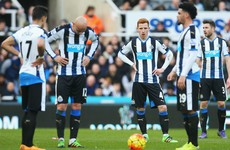'Devastated' Newcastle apologise to fans following relegation