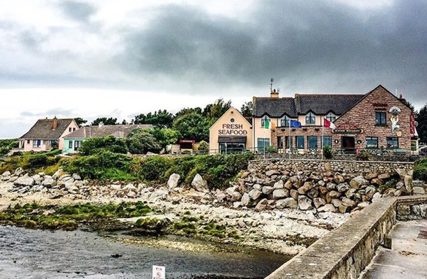 This Connemara pub has the most beautiful views of Galway Bay