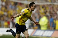 Oxford winger receives Ireland call for Euros warm-up against Netherlands