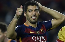 Luis Suarez rubbishes 'briefcase' claims