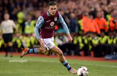 Jack Grealish named in England U21 squad