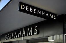 1,400 jobs at risk as Debenhams Ireland goes into examinership