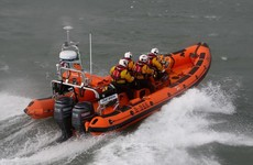 Four swimmers rescued after getting caught in rip current off Dublin coast