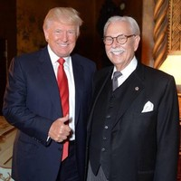 """Donald Trump's former butler says Obama should be """"hung for treason"""""""