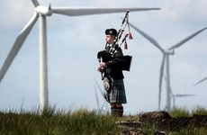 A £2bn wind farm spearheaded by an Irish firm is on the verge of being scrapped
