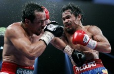 Pacquiao hoping to finally fight Floyd Mayweather Jr. in 2012