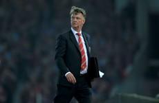 Van Gaal admits future uncertain but insists title expectations unrealistic