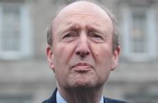 Shane Ross says he won't use the state's chequebook to solve Luas dispute