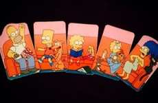 Every Irish household had these Simpsons magnets on the fridge in the 2000s