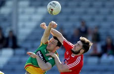 Burns on fire as Louth steam past Carlow to set up clash with neighbours Meath