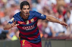 Luis Suarez inspires Barca to La Liga title, as they pip Real Madrid on final day