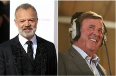 Graham Norton paid heartfelt tribute to Terry Wogan during the Eurovision