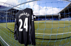 'I love all of you, Everton are part of my soul': Tim Howard pens emotional farewell letter
