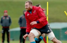 Munster exodus to Nottingham continues as Shane Buckley completes move