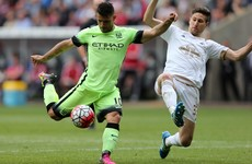 As it happened: Swansea v Man City - Premier League final day