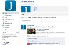 Hooray! TheJournal.ie has 100,000 fans on Facebook