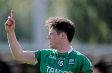 Tomás Corrigan scored this incredible sideline in Fermanagh's opening Ulster SFC clash