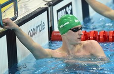 Ireland's Ryan to compete in 100m backstroke final, Doyle through to breaststroke semi