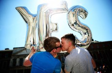 There have been around 16 same-sex marriages a week since it was legalised