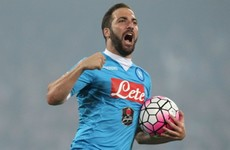 Luca Toni hails Higuain as better than Suarez after record-breaking 36-goal haul in Serie A