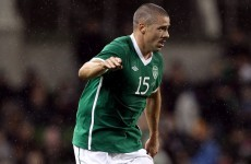 Walters to start for Ireland in Tallinn