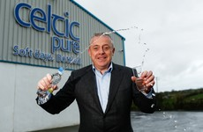 How Celtic Pure went from five-litre drums in the back of a van to 70 million bottles