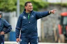 Connacht head coach Lam coy on link to vacant position at Bath