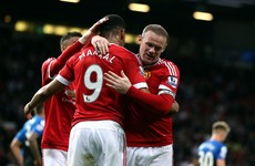 Rashford and Rooney on target but Man United have to make do with fifth-place finish