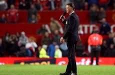 Van Gaal booed as he addresses Man United fans following last home game of the season