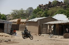First of 219 abducted Nigerian schoolgirls found in the woods