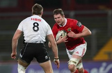 Donnacha Ryan returns as Munster Development host Ireland U20s