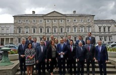 Meet the new Fianna Fáil front bench