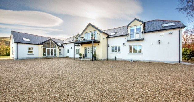 This gorgeous Enniskerry home is the former home of a Def Leppard