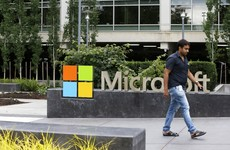 Microsoft has surrendered the title of the country's biggest company