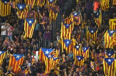 Barca launch appeal to Madrid courts against Catalan flag ban for Copa final