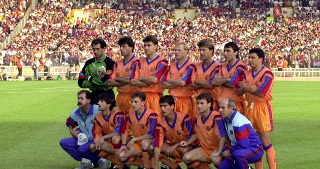 It's the anniversary of a pretty special European Cup moment today