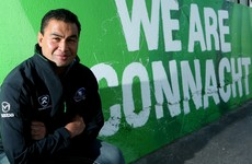 'There's a whole lexicon of words we've had to use to describe Connacht winning, rather than losing'
