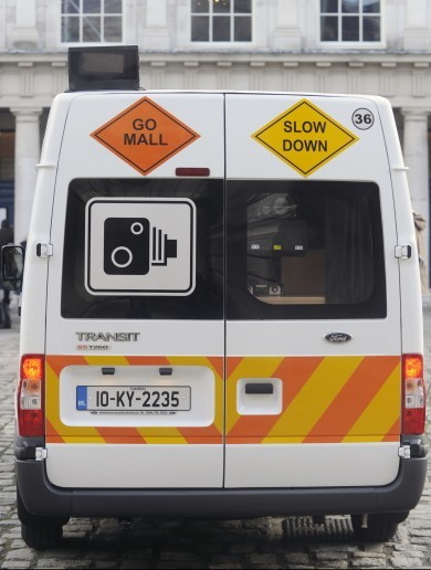 There are now over 350 new speed enforcement zones on Irish roads nationwide... *