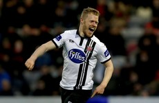 Kilduff scores to complete remarkable recovery as Dundalk begin FAI Cup defence with win