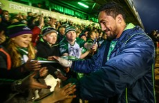 Who ya gonna call? Bundee Aki! It's Comments of the Week