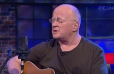 Christy Moore's performance of Joxer... on The Late Late Show last night had the nation buzzing