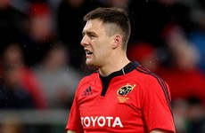 'You don't go into a set-up that has O'Connell and O'Gara in it and not learn'