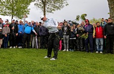 McIlroy says common sense prevailed as weather wreaks havoc at the Irish Open