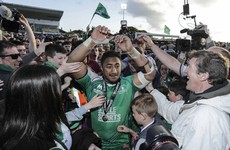 'Bundee Aki was on crutches on Tuesday. He's a warrior'